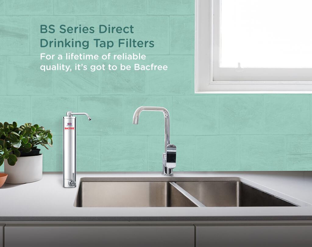 BS3 Direct Drinking Water Filter and Purifier for Home | Malaysia
